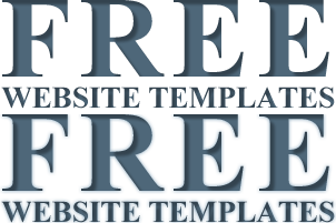 Free Website Template Download